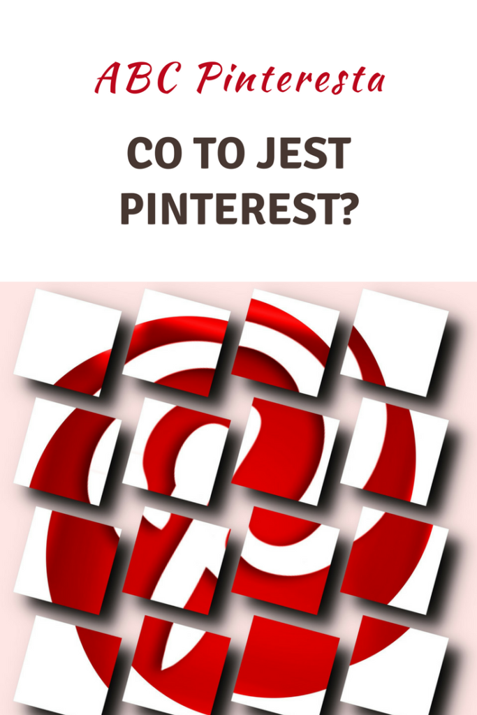Co to jest Pinterest?