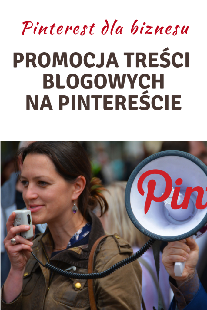 Promocja treści blogowych na Pintereście