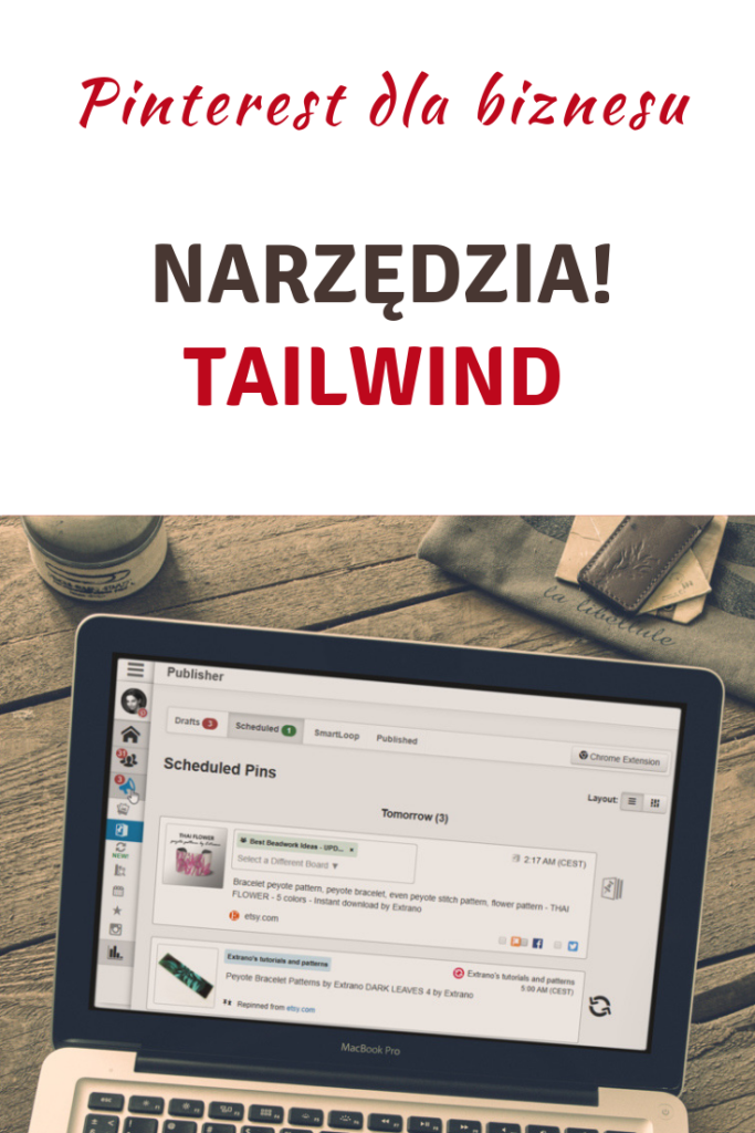 Narzędzia dla Pinteresta – Tailwind
